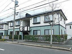 福岡県北九州市八幡西区浅川学園台1丁目の賃貸アパートの外観