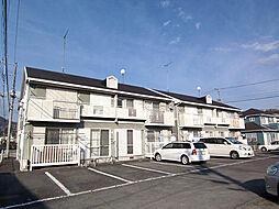 神奈川県足柄上郡大井町金子の賃貸アパートの外観