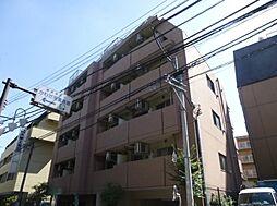 マリオン新宿河田[4階]の外観