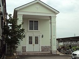 京都府京都市伏見区淀樋爪町の賃貸アパートの外観