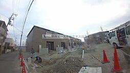 ローゼラルジュA棟[1階]の外観