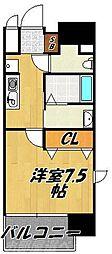 アクシオ小倉[12階]の間取り