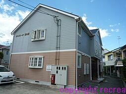兵庫県伊丹市昆陽南4丁目の賃貸アパートの外観