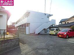 愛知県長久手市桜作の賃貸マンションの外観