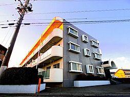 埼玉県狭山市狭山の賃貸マンションの外観
