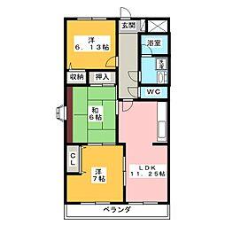 三河豊田駅 6.5万円