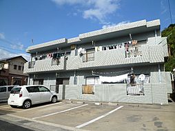 鹿児島県鹿児島市城山2丁目の賃貸マンションの外観