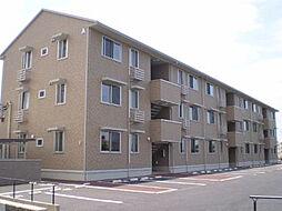 リビングタウン堀川町A棟[202号室]の外観