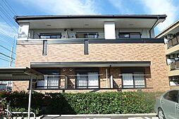 滋賀県草津市草津2丁目の賃貸マンションの外観