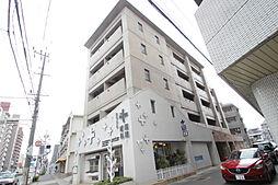 愛知県名古屋市天白区植田西3丁目の賃貸マンションの外観