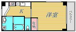 プレミアムバリュー東武練馬[2階]の間取り