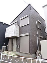 新築T&T Matsugae[B号室]の外観