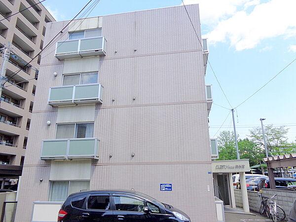 シエヌー裏参道[1階]の外観
