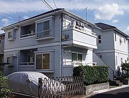 東京都練馬区桜台2丁目の賃貸アパートの外観