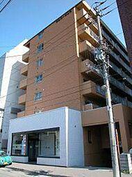 琴似コーポ山竹[7階]の外観