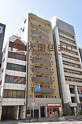 大阪府大阪市浪速区恵美須西2丁目の賃貸マンションの外観