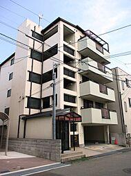 兵庫県尼崎市東園田町7丁目の賃貸マンションの外観