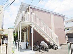 埼玉県さいたま市南区鹿手袋2丁目の賃貸アパートの外観