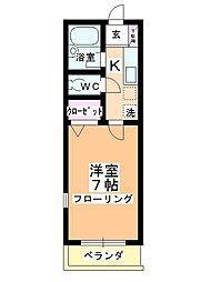 SPES 10[1階]の間取り