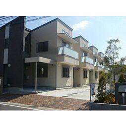 [テラスハウス] 千葉県市川市中国分 の賃貸【/】の外観