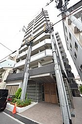 兵庫県神戸市中央区八雲通1丁目の賃貸マンションの外観