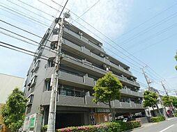 東京都足立区東綾瀬3丁目の賃貸マンションの外観