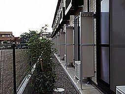 レオパレス鶴崎II[201号室]の外観