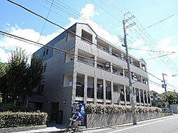 京都府宇治市木幡金草原の賃貸マンションの外観