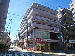 ネオシティ東田辺[4階]の外観