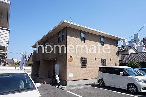 熊本県熊本市中央区新大江1丁目の賃貸アパート
