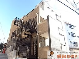 Viss津田沼[1階]の外観