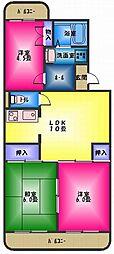 ウータンルマ[1階]の間取り