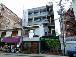 C4 Koshien east[3階]の外観