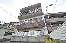 フローレス折戸[3階]の外観