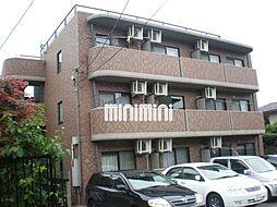二丁目マンション2[2階]の外観