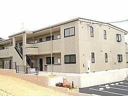 プランドール鎌倉台[102号室]の外観