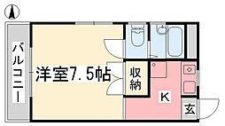 警察署前駅 3.5万円