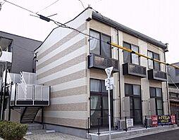 大阪府守口市高瀬町4丁目の賃貸アパートの外観