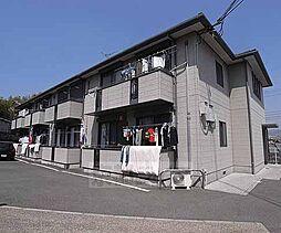 京都府京都市西京区松尾上ノ山町の賃貸アパートの外観