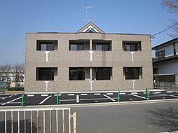 埼玉県坂戸市浅羽野1丁目の賃貸アパートの外観