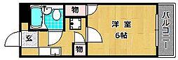 ハリマシリーズV[3階]の間取り