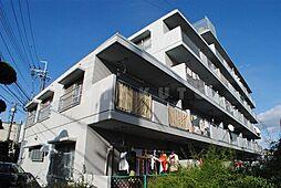 箕面パークハイツ[5階]の外観