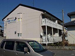 東海ハイツ1[1階]の外観