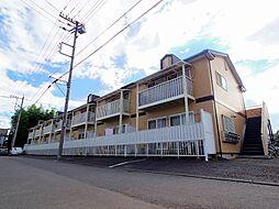 埼玉県所沢市小手指元町1丁目の賃貸アパートの外観