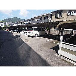 静岡県静岡市駿河区手越の賃貸マンションの外観