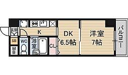 ハイムアレグレ[3階]の間取り