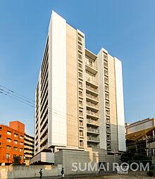 福岡県福岡市早良区西新4丁目の賃貸マンションの外観