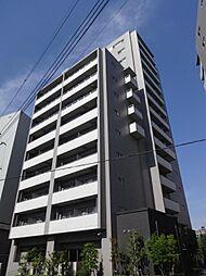 東京都北区神谷1の賃貸マンションの外観