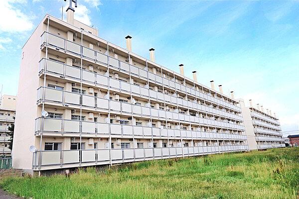 ビレッジハウス新川5号棟 1階の賃貸【北海道 / 札幌市北区】