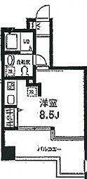 サンフォニー[11階]の間取り